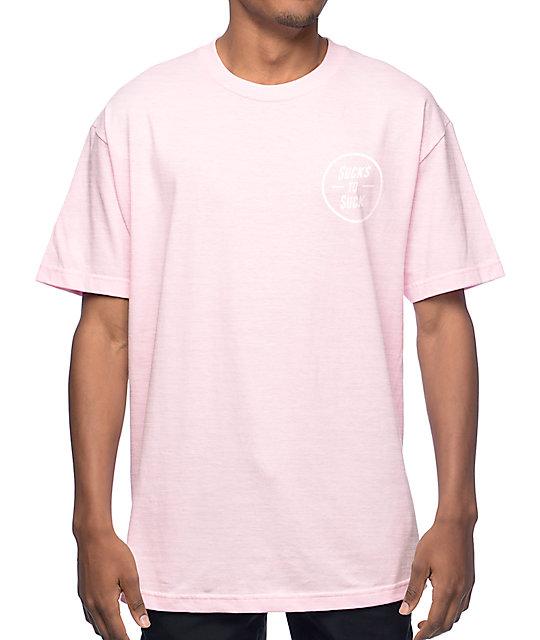 CLSC STS Pink T-Shirt | Zumiez