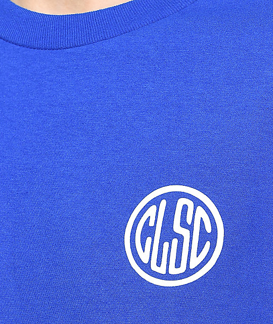 CLSC Stamp Royal Long Sleeve T-Shirt