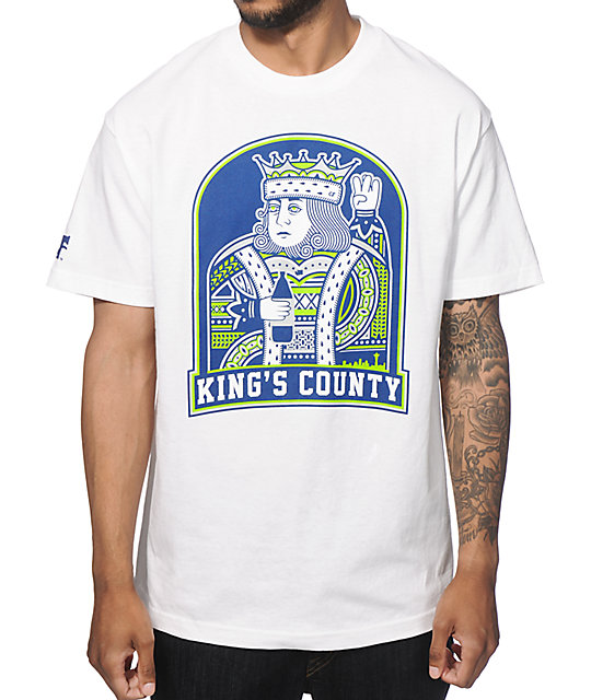 Cake Face WA Kings County T-Shirt