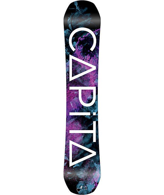 Capita Birds of A Feather FK 142cm Womens Snowboard