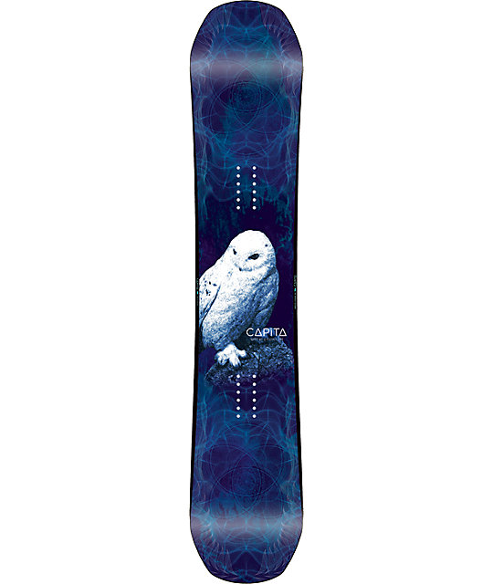 Capita Birds of A Feather FK 144cm Womens Snowboard