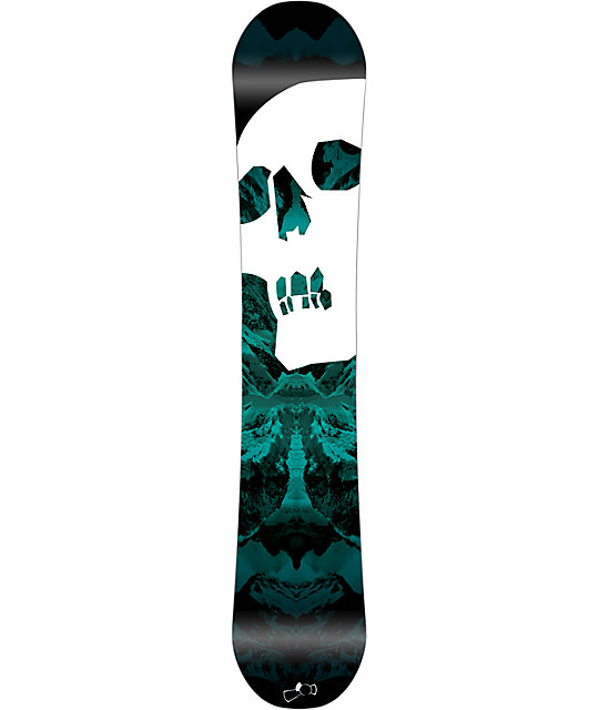 Capita Black Snowboard of Death 156cm Snowboard