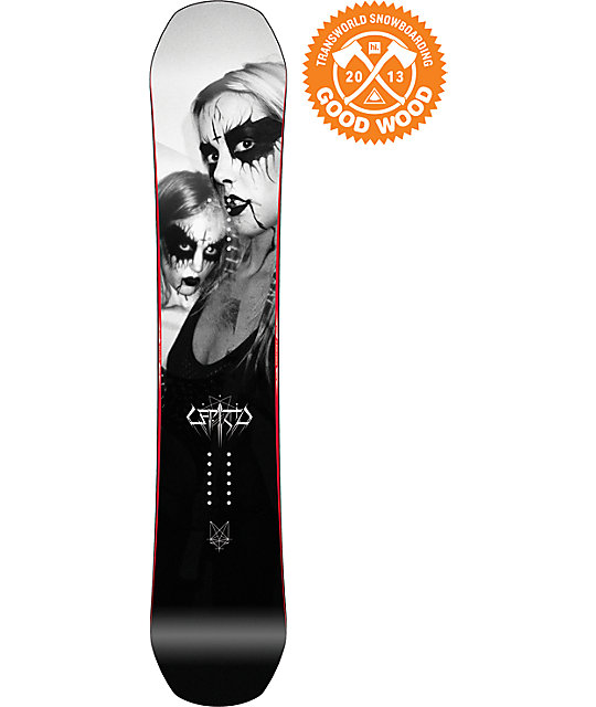 Capita Defenders of Awesome FK 152cm Snowboard