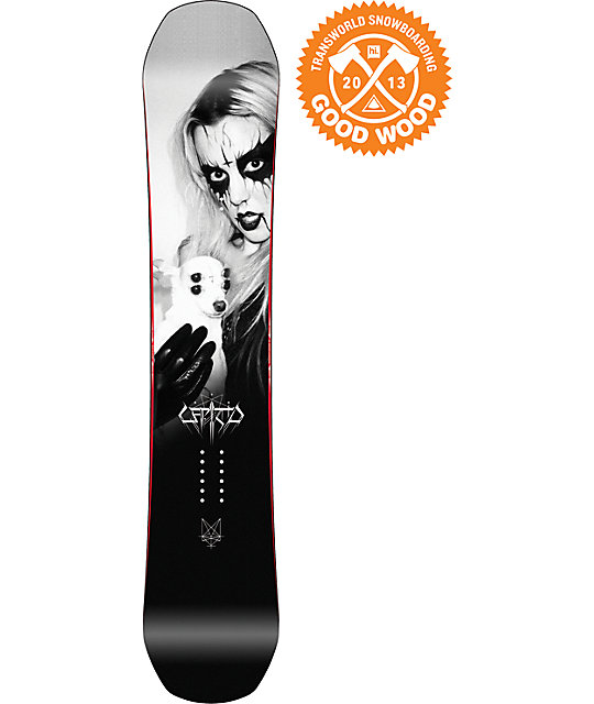 Capita Defenders of Awesome FK 158cm Snowboard