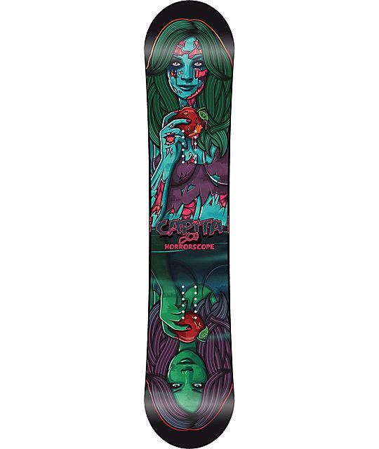 Capita Horrorscope FK 151cm Snowboard
