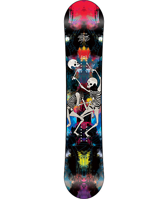 Capita Outdoor Living 156cm Mens Snowboard
