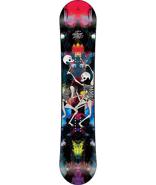 capita outdoor living 156cm mens snowboard. Black Bedroom Furniture Sets. Home Design Ideas