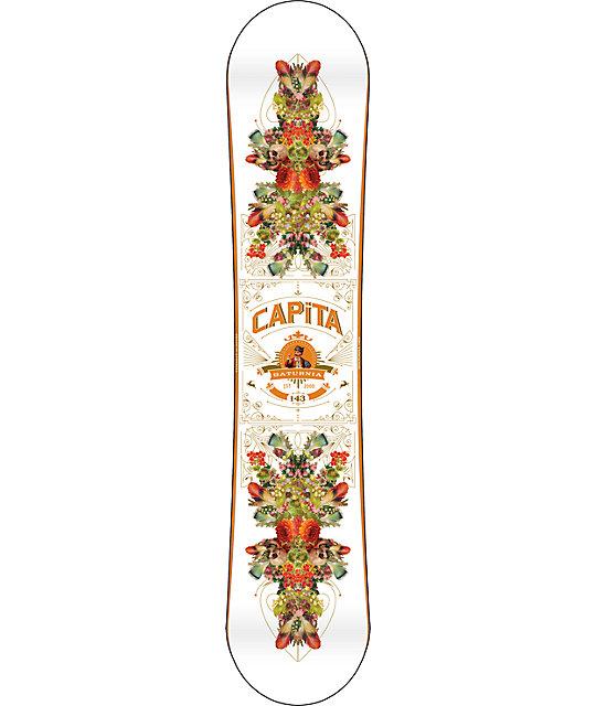 Capita Saturnia 143cm Womens Snowboard