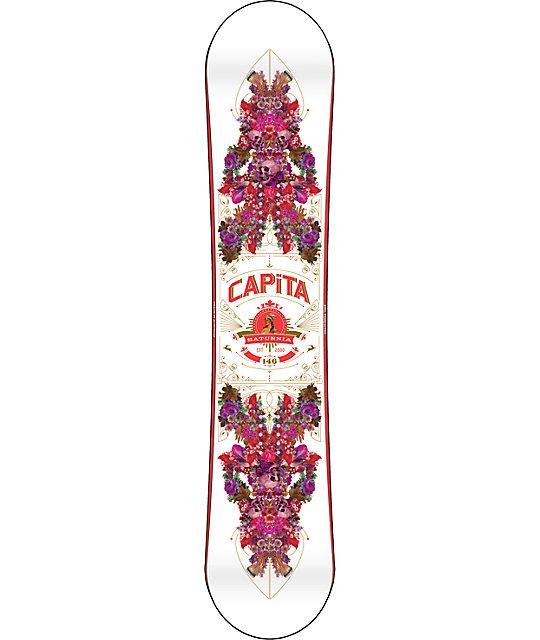 Capita Saturnia 146cm Womens Snowboard