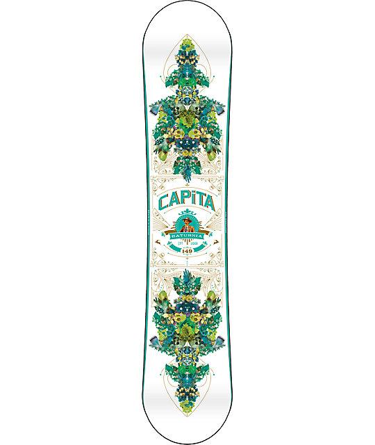 Capita Saturnia 149cm Womens Snowboard