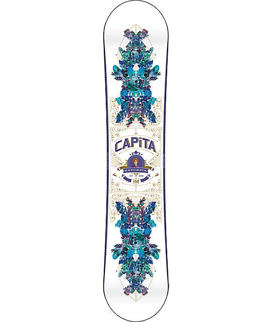 Capita Saturnia 152cm Womens Snowboard