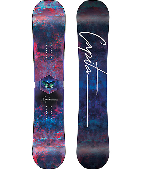 Capita Space Metal Fantasy 145cm Womens Snowboard