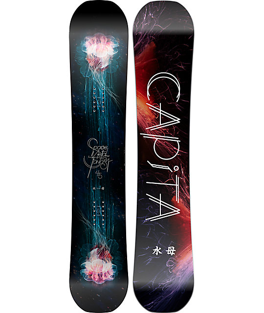 Capita Space Metal Fantasy 145cm Womens Snowboard