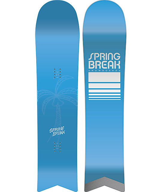 Capita Spring Break Slush Slasher 143cm Snowboard