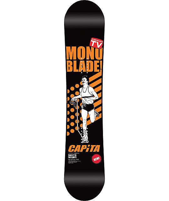 Capita Stairmaster 156cm Snowboard