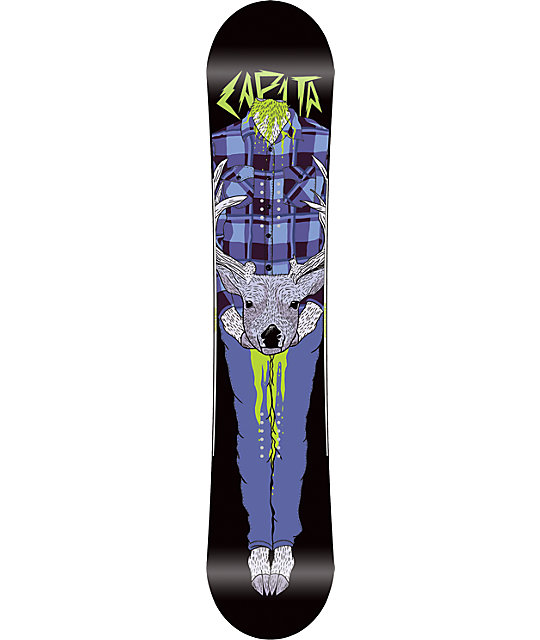 Capita Stairmaster Extreme 152cm Snowboard