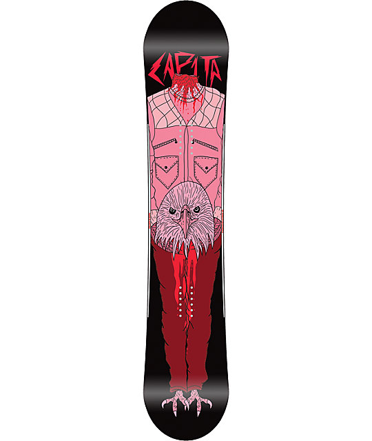 Capita Stairmaster Extreme 156cm Snowboard