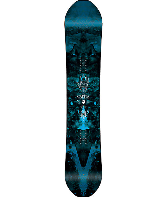 Capita The Black Snowboard Of Death 159cm Snowboard
