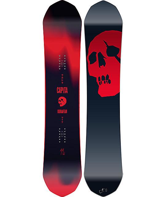 Capita Ultrafear 155cm Wide Snowboard