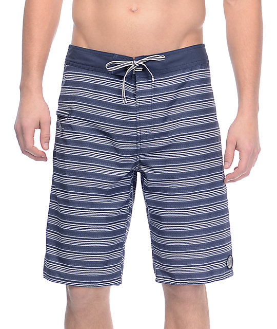 Captain Fin Co. Proven Navy Board Shorts