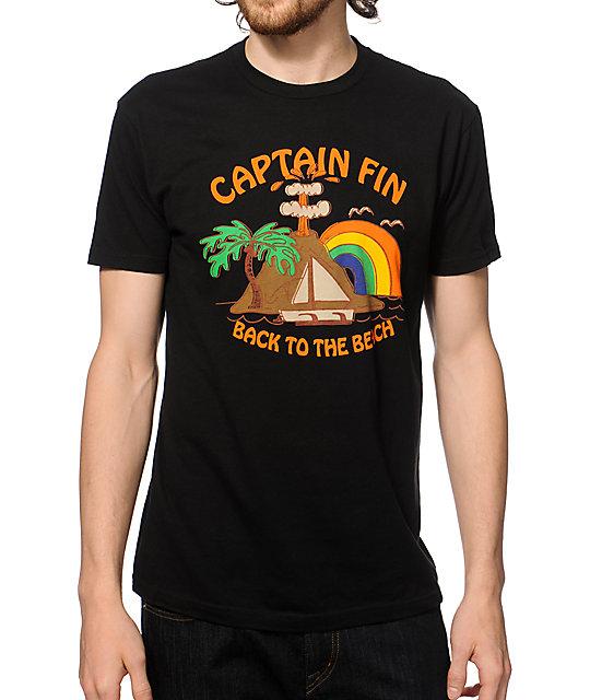 Captain Fin Volcano T-Shirt