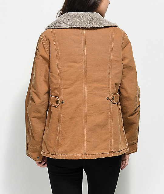 Carhartt Wesley Brown Heavyweight Jacket
