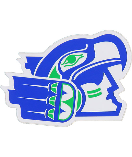 Casual Industrees 12th Man Sticker