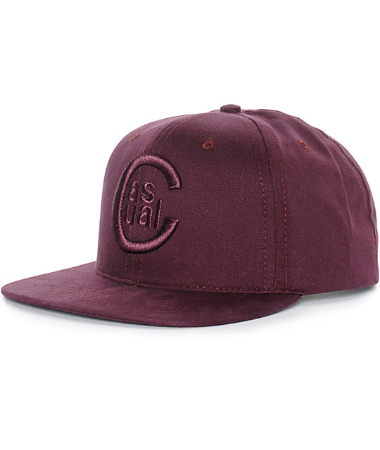 Casual Industrees C-Logo Strapback Hat