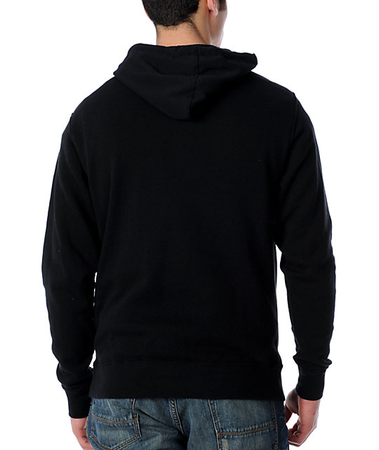 Casual Industrees Damn The Rest Black Hoodie