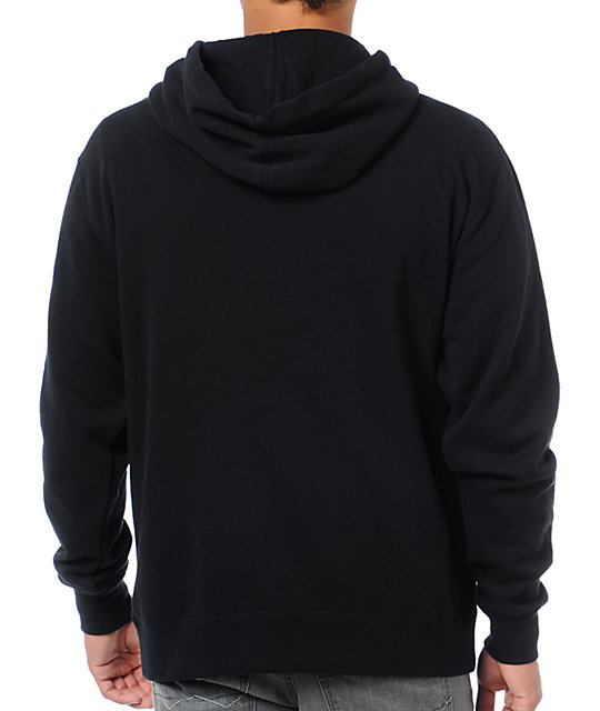 Casual Industrees SEA Black Pullover Hoodie