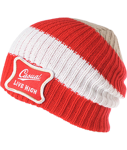 Casual Industrees The Quad Live High Beanie
