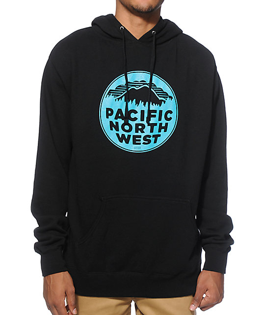 Casual Industrees WA PNW Hoodie
