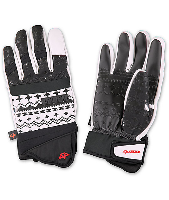 Celtek Faded Nordic Snowboard Gloves