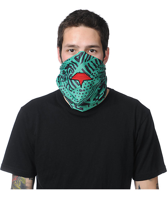 Celtek Heist Notorious 2013 Fleece Lined Face Mask