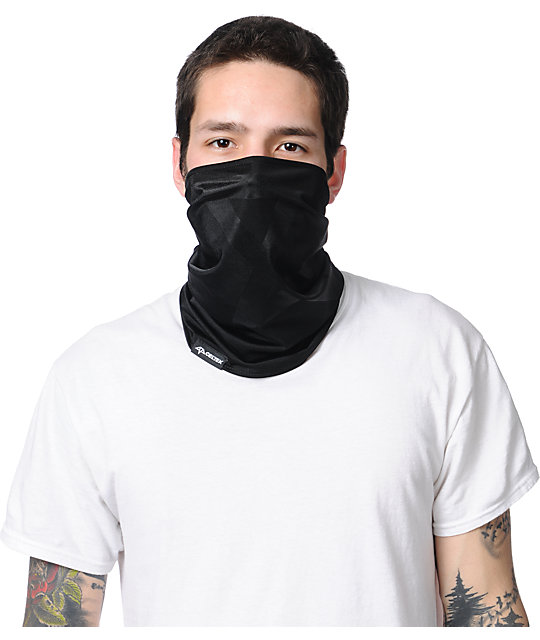 Celtek Payson Black 2013 Neck Gaiter Face Mask