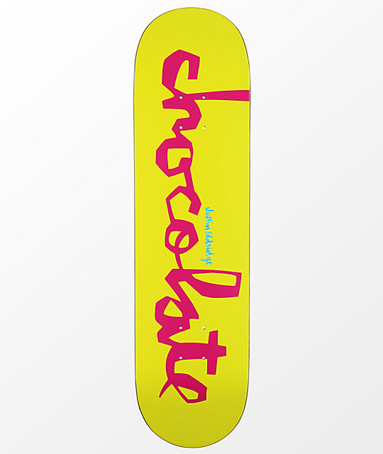 "Chocolate Eldridge Original Chunk 8.25"" Skateboard Deck"