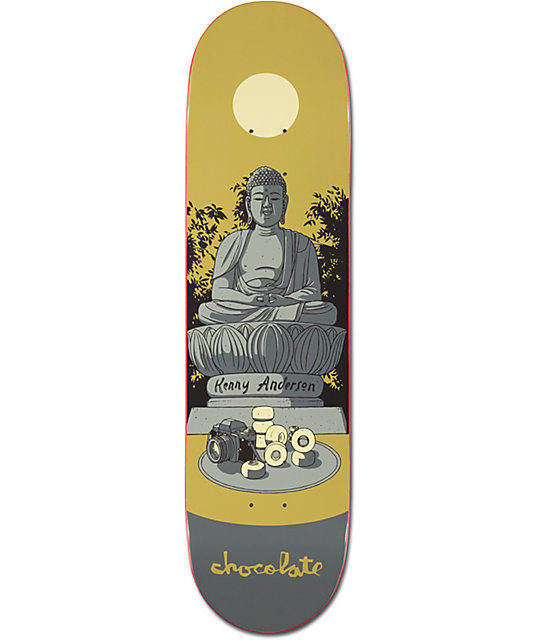 Chocolate Kenny Anderson Tombstone 8.125