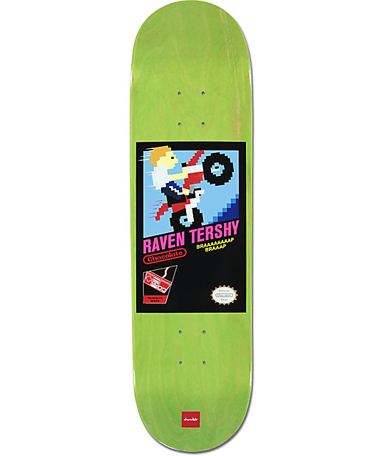 "Chocolate Tershy 12 O'Clock Boyz 8.5""  Skateboard Deck"