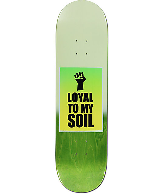 "Chocolate Tershy Loyal To My Soul 8.5"" Skateboard Deck"