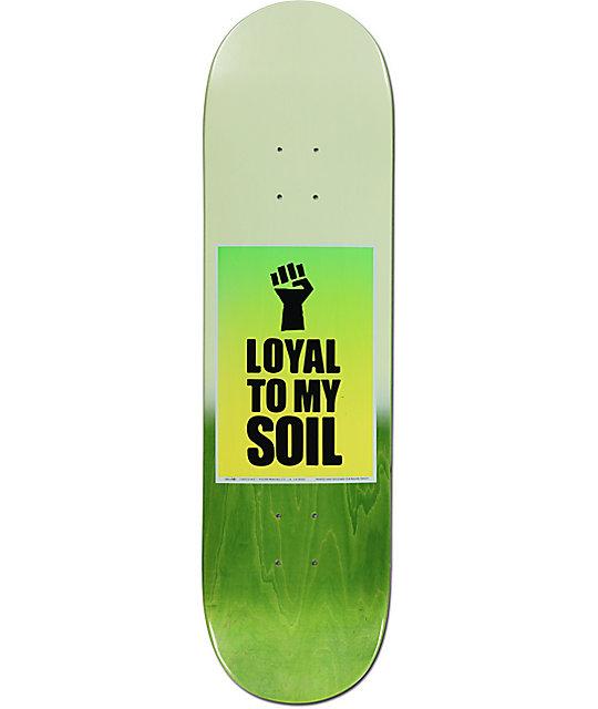 "Chocolate Tershy Loyal To My Soul 8.5"" Skateboard Deck"