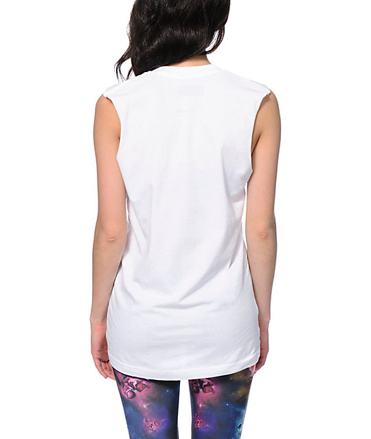 Civil Splat Box Muscle Tank Top