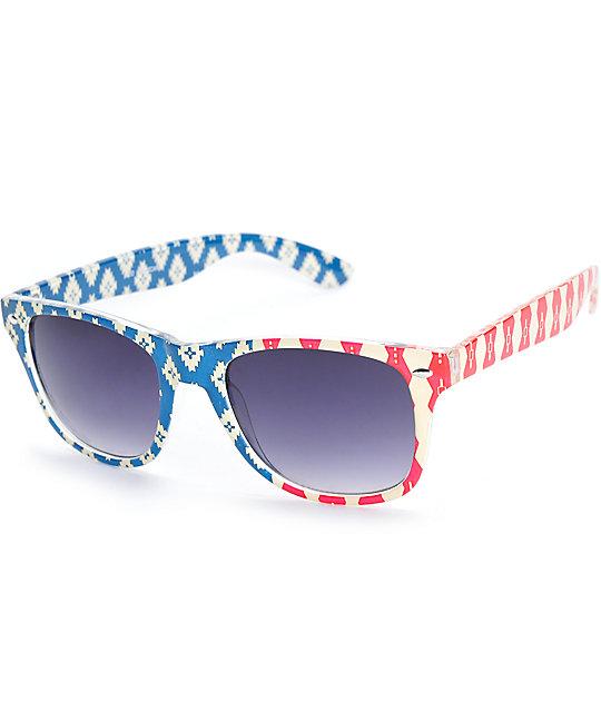 Classic Geo Americana Sunglasses