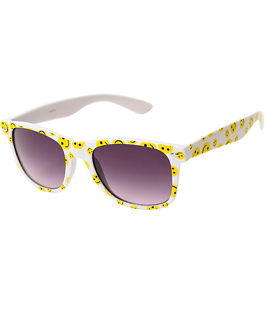 Classic Happy Sunglasses