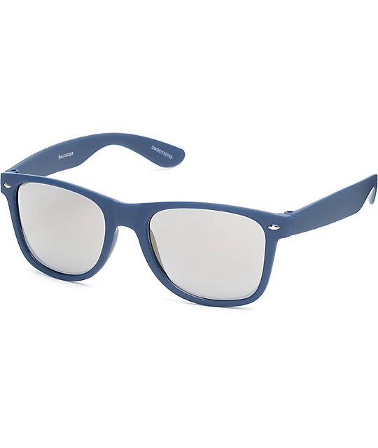 Classic Smooth Operator Mirror Sunglasses