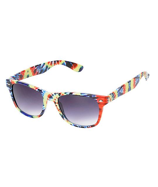 Classic Tie Dye Sunglasses