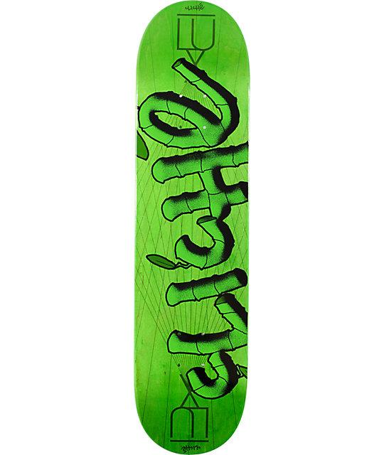 "Cliche Bamboo Lux 7.7""  Skateboard Deck"
