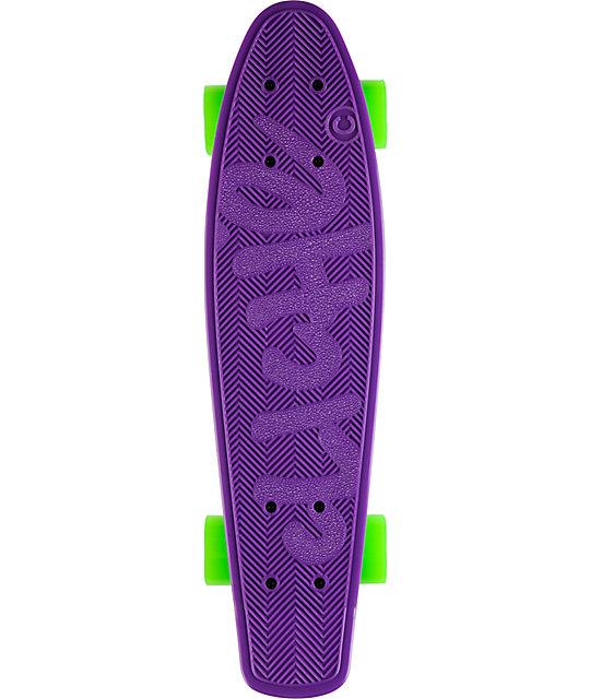 Cliche Trocadero Purple 22.5