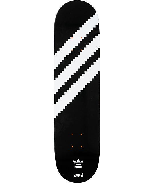 """Cliche x Adidas Originals Puig 8""""  Skatboard Deck"""
