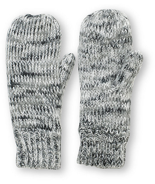 Coal Coco Charcoal Mittens
