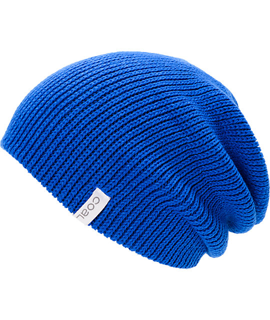 Coal Frena Blue Beanie
